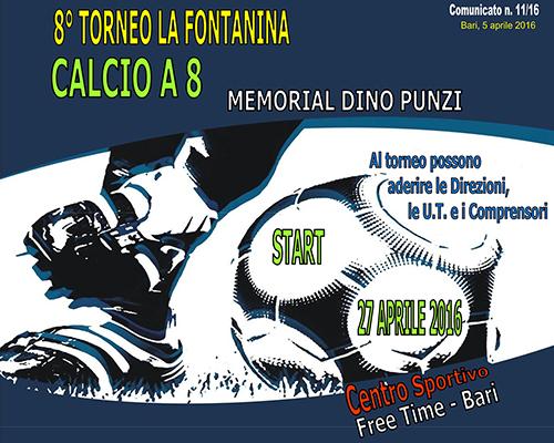 Microsoft Word - COMUNICATO_TORNEO_CALCIO_A_8_11_16.doc